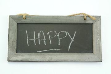 slate happy