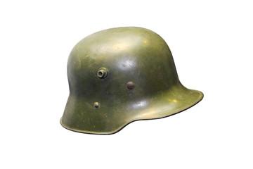 German Army helmet World War II period