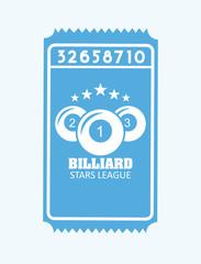 billiard emblem