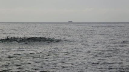 mare e aliscafo