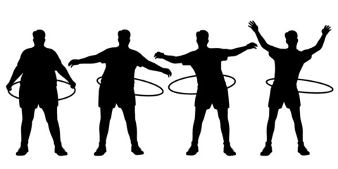 Hoop fitness