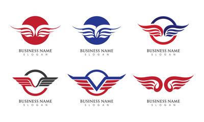 Falcon Logo set_2