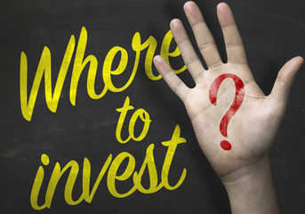 Where to Invest on blackboard