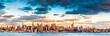 Leinwandbild Motiv New York City panorama