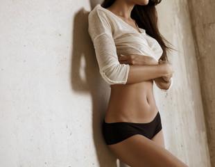 Sporty sexy body b