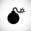 bomb icon - 78799165