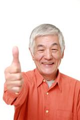 順調な高齢者