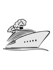 travel steamer ship vacation
