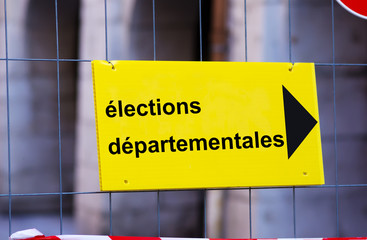 élections départementales,présidentielles
