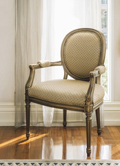Chair classic style Home interior decoration