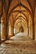 historical monastery of Batalha in Portugal