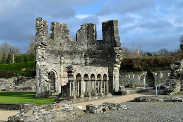 Mellifont Abbey, Ireland.