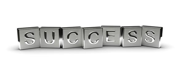 Metal Success Text