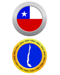 button as a symbol map CHILE