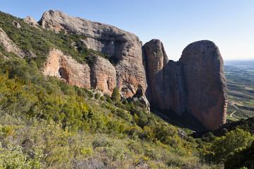 Los Mallos de Riglos. Huesca. Aragón. España