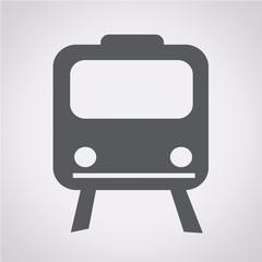 Train Icon ,  train,  transportation icon