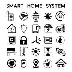 home automation icons