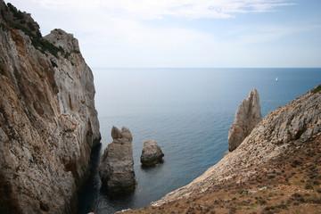 Buggerru gulf, Sardinia (Italy)