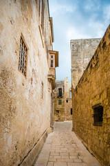 Rue à Mdina, Malte