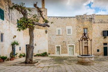 Place à Mdina, Malte