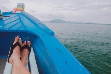 Legs traveler