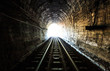 Railway tunnel - 78818117