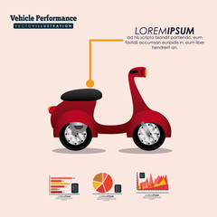 transport, design vector illustration.