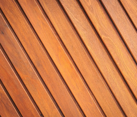 Teak wood plank texture for background