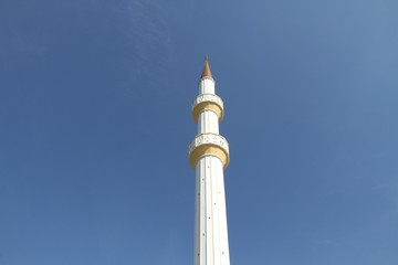 Mosque in Rotilj, Kiseljak - near the capital of Bosnia and Herz