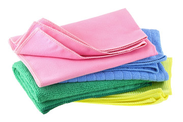 Different types of Micro Fiber cleaning cloth