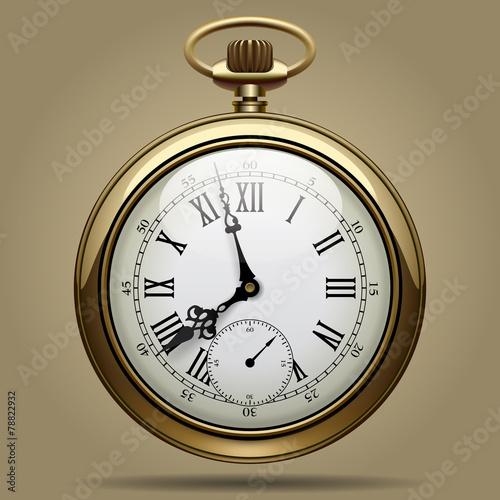 Old clock - 78822932