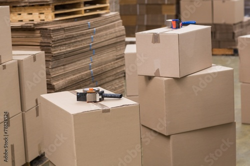 Preparation of goods for dispatch - 78824524