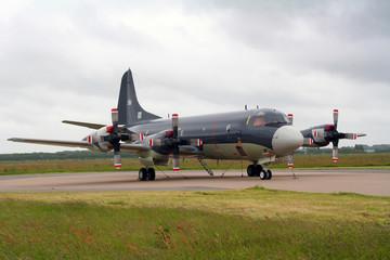 Anti submarine aircraft