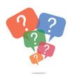 Zdjęcia na płótnie, fototapety, obrazy : question mark icon