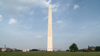 Time Lapse of the Washington DC Monument