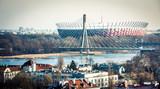 Fototapety Warsaw National Stadium