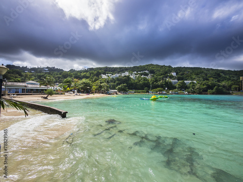 Fishermans Point, Ocho Rios, Region Saint Ann,Antillen  - 78829365