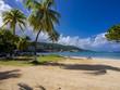 canvas print picture - Turtle Beach in Ocho Rios,  Region Saint Ann, Jamaika, Antillen