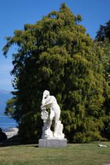 Statue, Villa Melzi, Lake Como