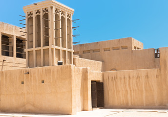 Sheikh Saeed Al-Maktoum House in Dubai, UAE