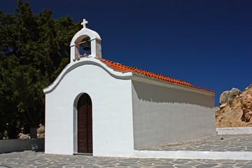 Rhodos Griechenland Kirche 5