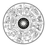Sternzeichen/Tierkreiszeichen (deutsch