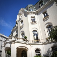 French Embassy, Vienna