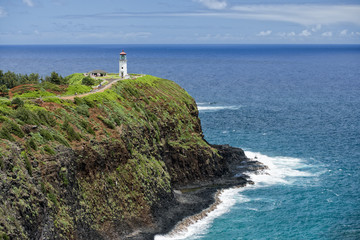 kauai lighthouse kilauea point