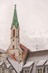 Riga St Johns Church