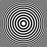 Fototapeta Concentric rings. Circles texture. Abstract illustration.