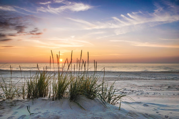Calm pastel evening © Darius Birstonas