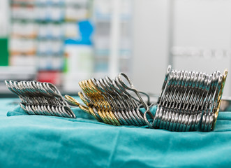 surgical instruments for surgery