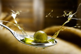 Fototapety olio di oliva
