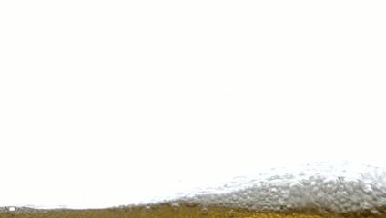 Filling beer